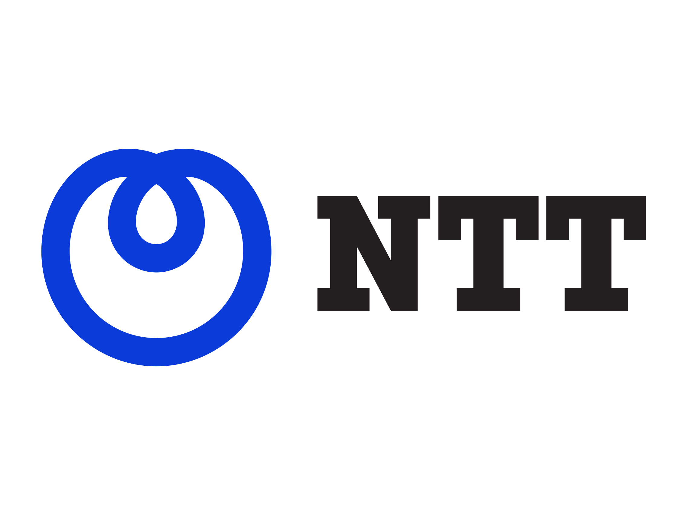 NTT use case logo